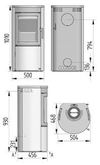 Plan Heta SL 500